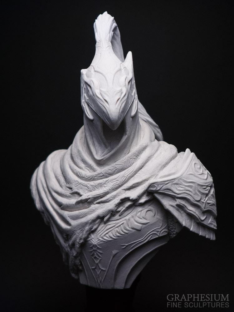 Knight artorias dark souls bust graphesium fine