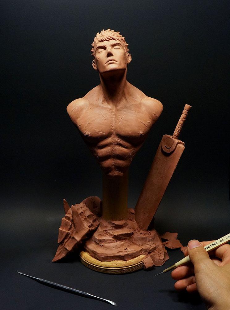Graphesium guts sculpture